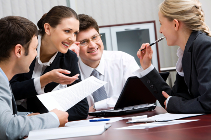 meetings thematische taalopleiding